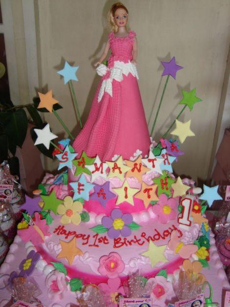 Barbie Tort 225 K